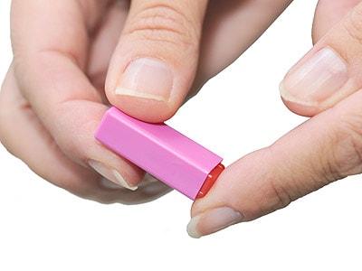 FOODTEST - illessze a piros részt az ujjbegyéhez